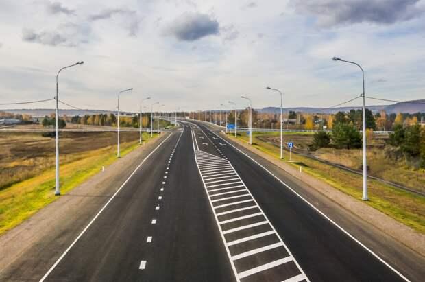 26 автодорог в Иркутской области планируют включить в опорную сеть России