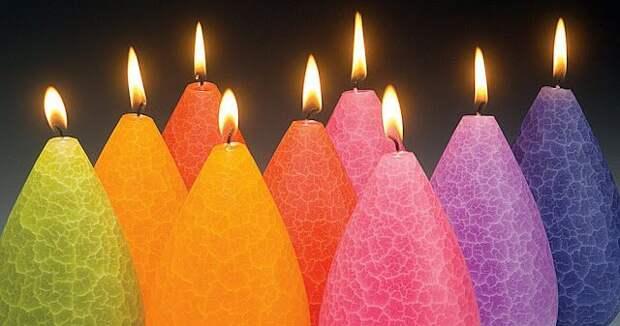 Привлекаем благополучие в дом с помощью обычной свечи