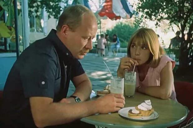 Кадр из фильма «Выйти замуж за капитана»