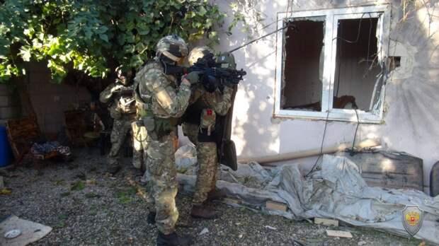 Перестрелка и самодельная бомба: в НАК рассказали подробности спецоперации в Кабардино-Балкарии