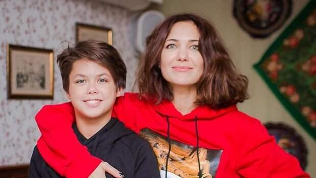 Екатерина Климова устроила сыну трогательный сюрприз