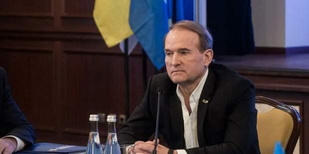 Песков прокомментировал обвинения в адрес Медведчука