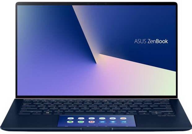 ASUS готовит новый Zenbook 14 с процессором AMD Ryzen 4000 и графикой NVIDIA MX 350