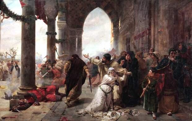 Война Сицилийской вечерни. Карл Анжуйский теряет королевство