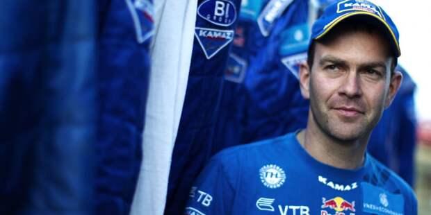 Андрей Каргинов из «КАМАЗ-мастера» выиграл «Дакар»