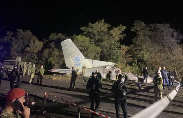 Крушение АН-26 может быть началом целой череды катастроф на Украине