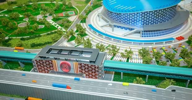 Мэр Новосибирска заявил, что новая станция метро откроется в назначенный срок
