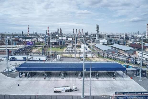 Московский НПЗ приступил к производству дизельного топлива для холодной зимы