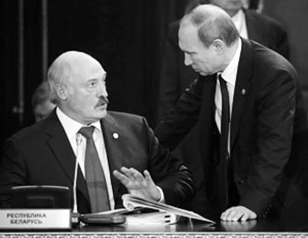 Александр Лукашенко очень рассчитывает на помощь Владимира Путина