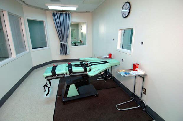 3. Смертельная инъекция. северная корея, смертная казнь