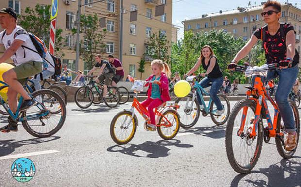В Москве пройдет ночной велофестиваль