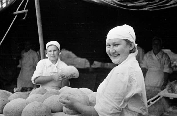 Готовился хлеб по другим ГОСТам. /Фото: fotostrana.ru.