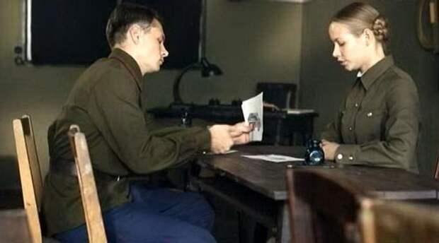Кадр из сериала Феликса Герчикова «Разведчицы»