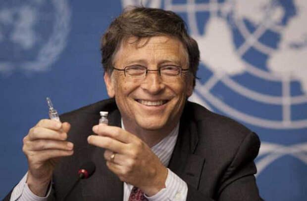 ООН: вакцина, финансируемая Биллом Гейтсом, вызвала вспышку полиомиелита в Африке
