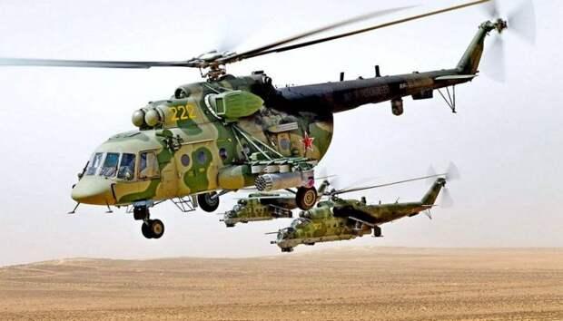 Военная обстановка в Сирии: Курды заявили о трех сбитых вертолетах ВКС РФ