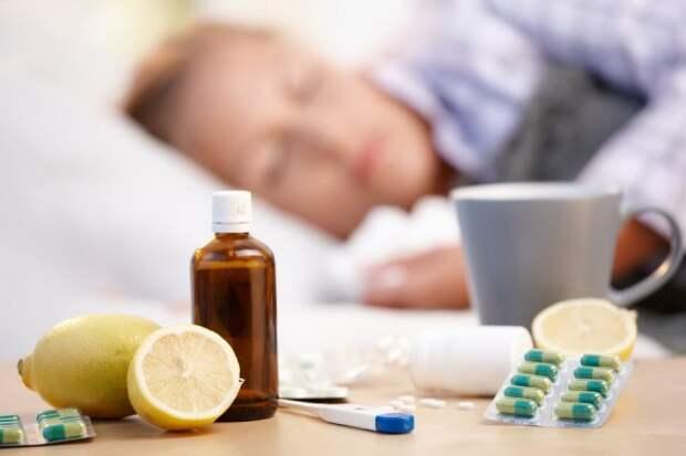 В Крыму фиксируют рост количества заболевших гриппом