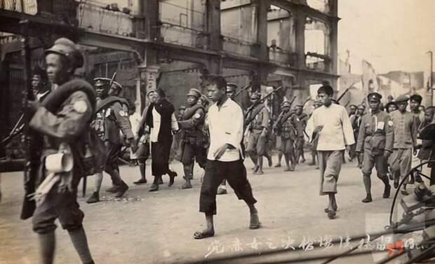 Кантонское восстание 1927 года. CC0