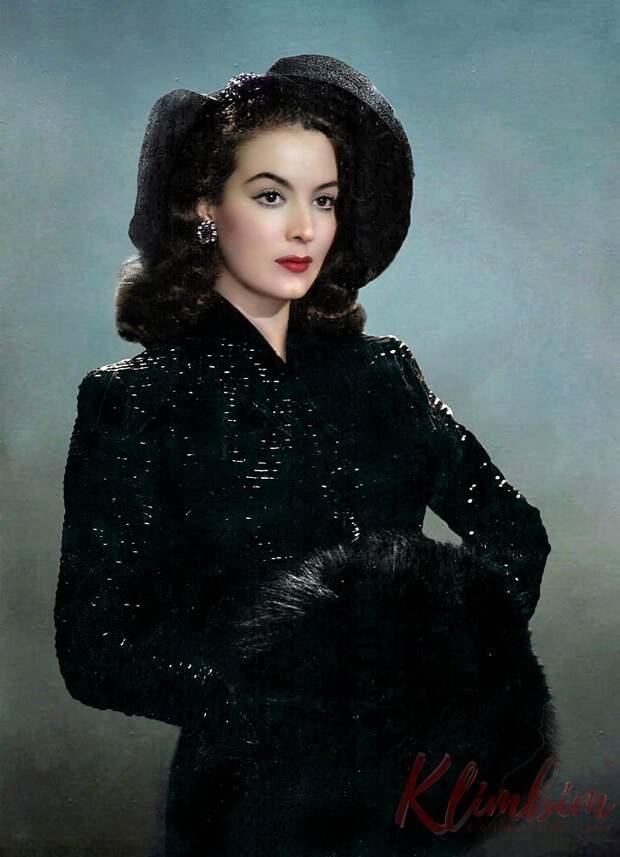 Мексиканская хищница Мария Феликс.
