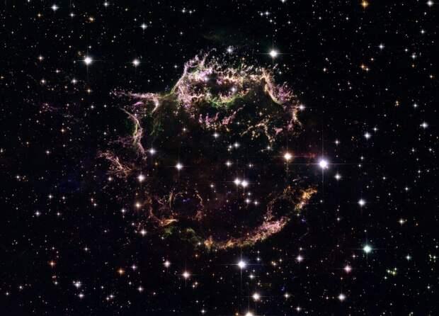 5 впечатляющих снимков телескопа Хаббл