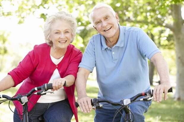 Как подружиться с двухколесным другом после 60-ти