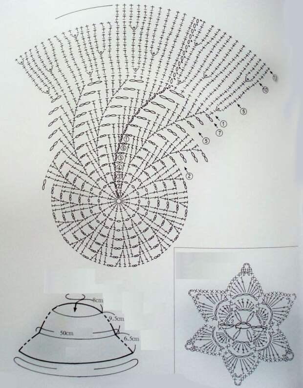 panamka-s-kosymi-ryadami-shema
