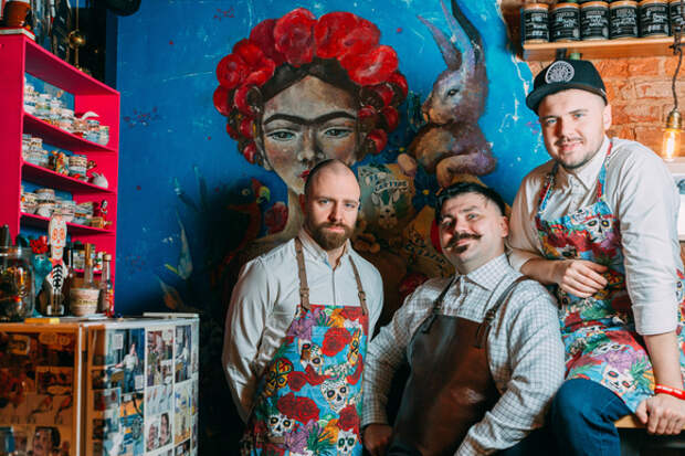 В Москве стартует гастрономический проект Dark Kitchen