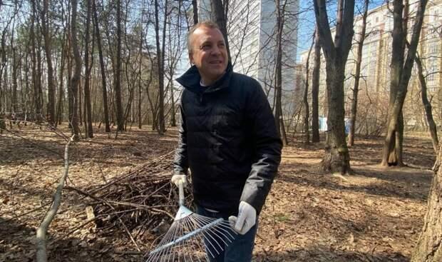 Тележурналист Попов считает необходимым более тщательный контроль за особо охраняемыми природными территориями