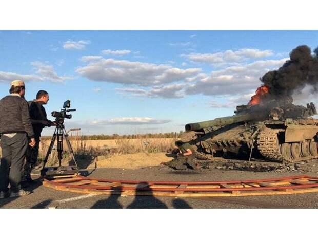 «В Донецке дети это видели, а почему-то другим показывать нельзя»