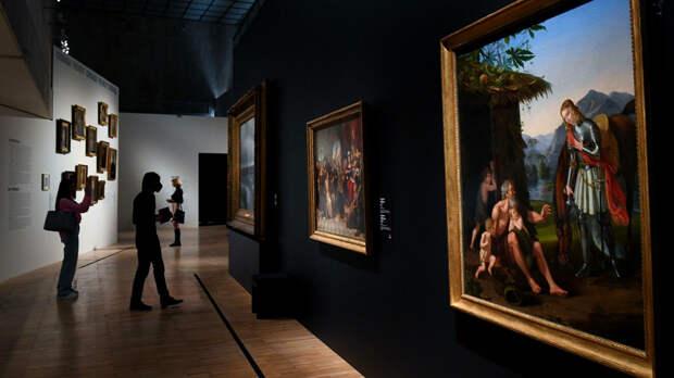 В Третьяковке открылась выставка немецкого и русского романтизма