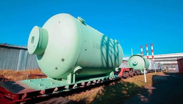 «ЗиО‑Подольск» начал поставку оборудования для энергоблока АЭС в Бангладеш