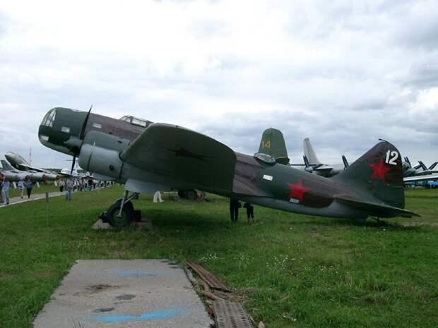 ДБ-3Ф (будущий Ил-4) СССР, авиация, бомбардировка, война, история, факты