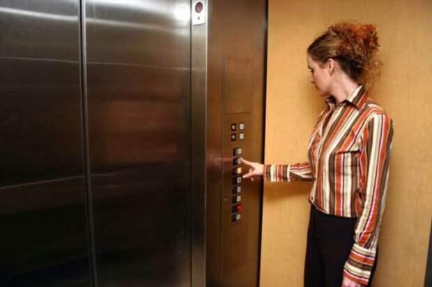 Как проехаться на лифте не останавливаясь, чтобы не собирать соседей по этажам