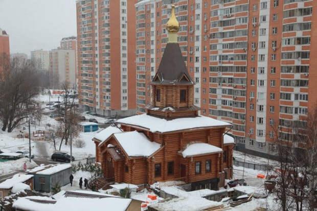 Храмовый комплекс на Клинской планируют открыть в мае 2021 года