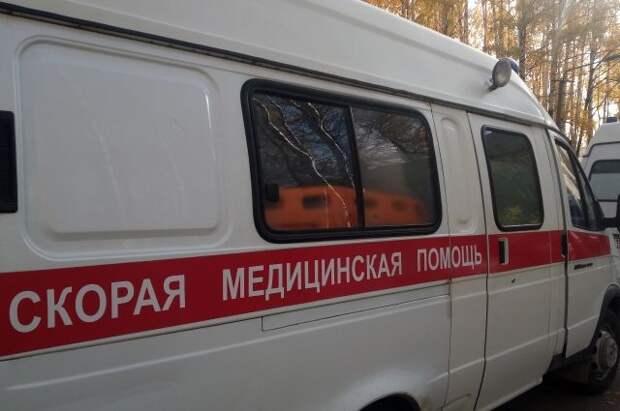 В Астраханской области дети получили ожоги во время игры с противогазом