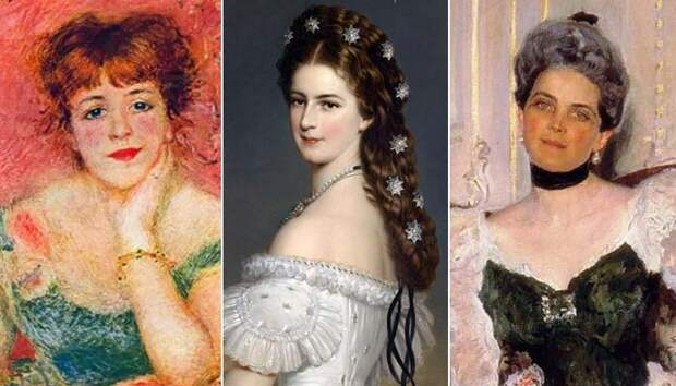Как выглядели в реальной жизни женщины со знаменитых портретов, или Насколько авторы льстили своим моделям