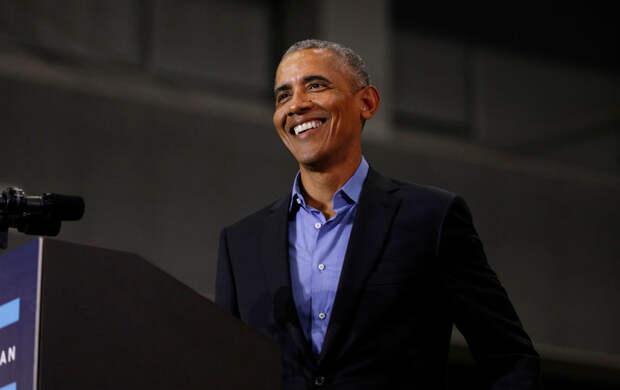Экс-президенту США Бараку Обаме сегодня исполнилось 60 лет