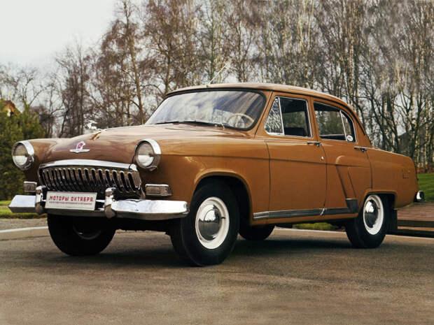 Советский автопром. /Фото: yandex.uz.