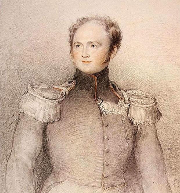 Т. Лоуренс. Портрет императора Александра I