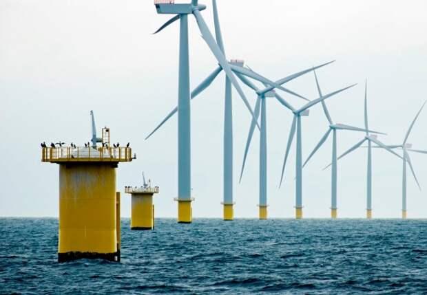 Грандиозные ветроэнергетические планы США неосуществимы?