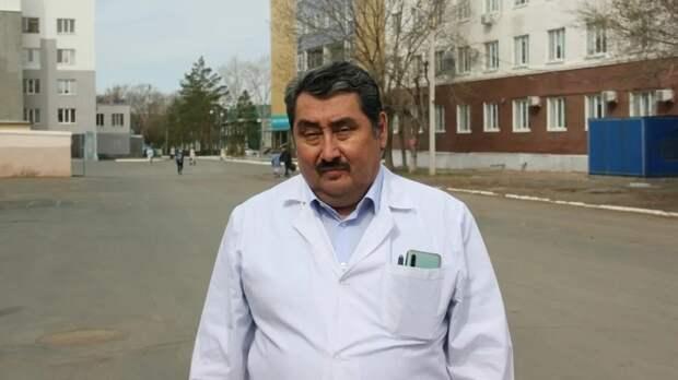 Главный пульмонолог Оренбуржья— оситуации скоронавирусом имифах овакцинации