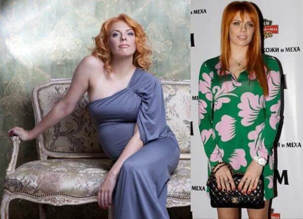 Похудела на спор: как Стоцкая сбросила 8 кг за 2 недели
