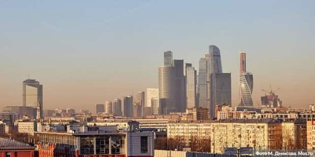 В ГУВД Москвы назвали число преступлений, раскрытых с помощью уличных камер