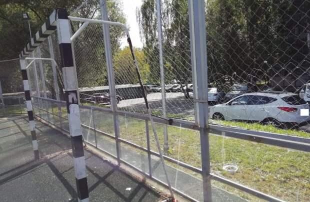 """Благоустройство/ фото: портал """"Наш город"""""""