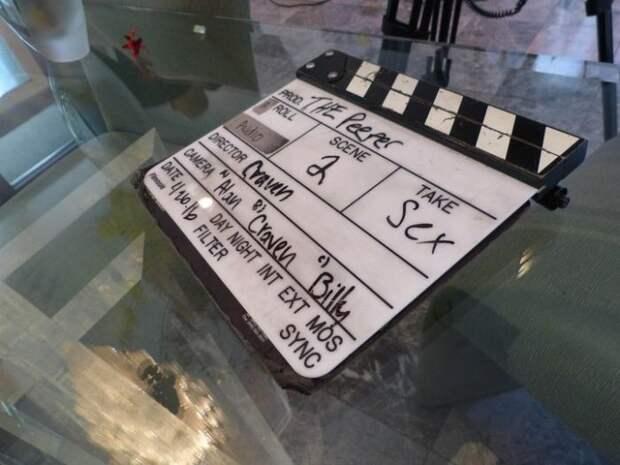 Будни на съемочной площадке фильмов для взрослых (40 фото)