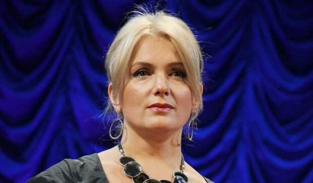 Мария Порошина со слезами обратилась к бывшему мужу