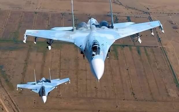 Группа боевых истребителей ВКС прибыла на авиабазу Хмеймим