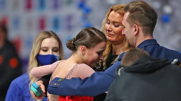 Селюк предложил присвоить Тутберидзе звание Героя России после победы Щербаковой на чемпионате мира в Швеции