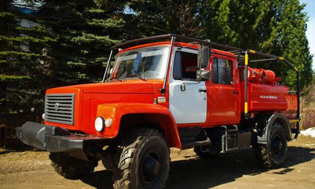 Новую технику для патрулирования лесов закупила Вологодская область
