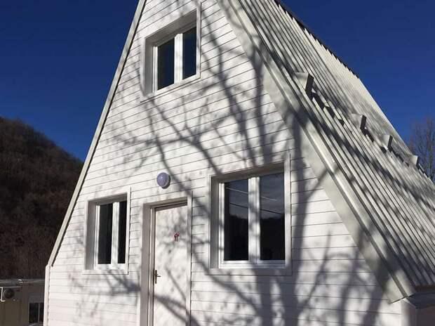 Этот дом могут построить три человека всего за 6 часов, но результат поражает