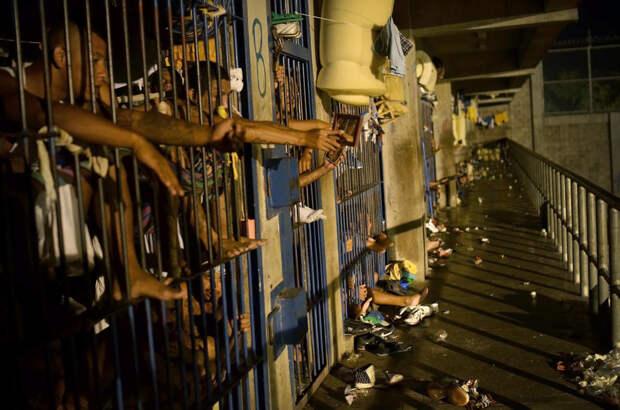 prison02 Латиноамериканские тюрьмы: мужская и женская